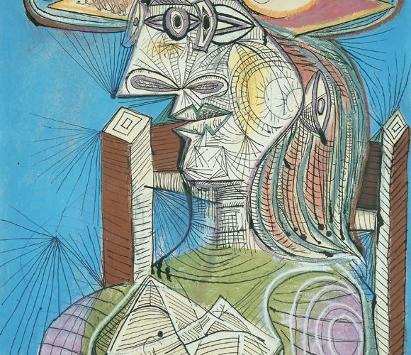 picasso work on paper